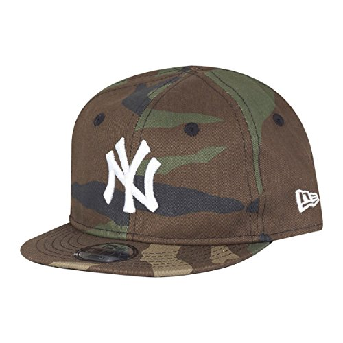 New Era 9Fifty Snapback Baby Infant Cap - NY YANKEES camo (Camo Verstellbare Kappe)