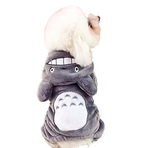 Gaorui Winter Pet Hund Katze Puppy Hoodie Fleece -