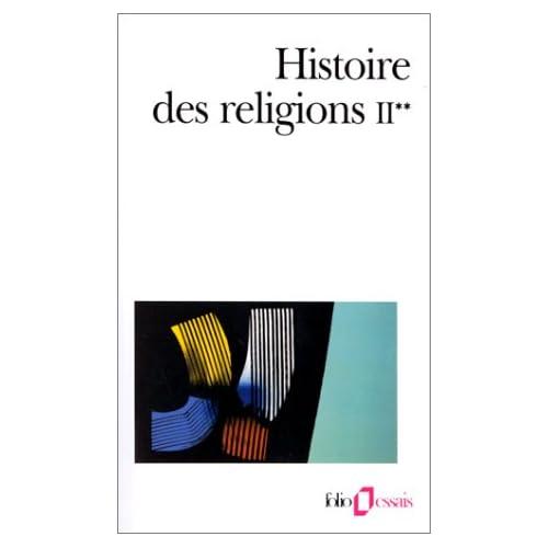 Histoire des religions, Tome II, volume 2