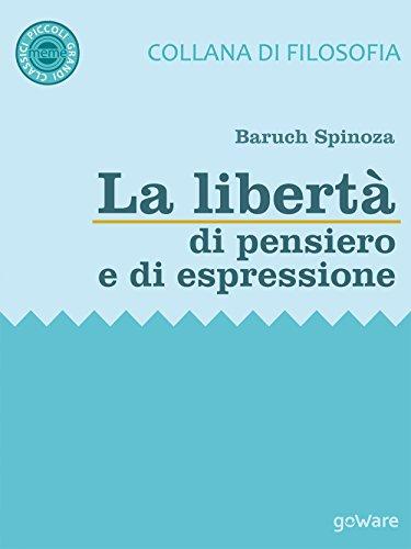La libert di pensiero e di espressione