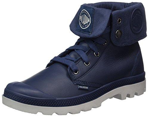 Palladium Herren Baggy Vl Combat Boots Blau (447)