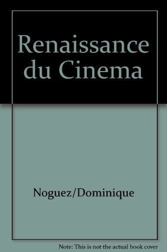 Une renaissance du cinema/le cinema underground americain/histoire, économie, esthetique