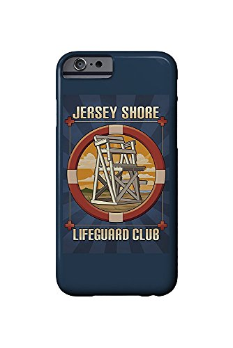 Lifeguard Club (Jersey Shore - Lifeguard Club (iPhone 6 Cell Phone Case, Slim Barely There))