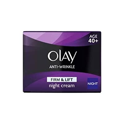 Olay Anti Wrinkle Firm & Lift Night Cream (for ages 40+) by Olay