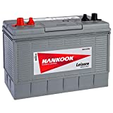Hankook 12V 100Ah Deep Cycle Leisure Battery For Camper, Caravan, Motorhome, Boat