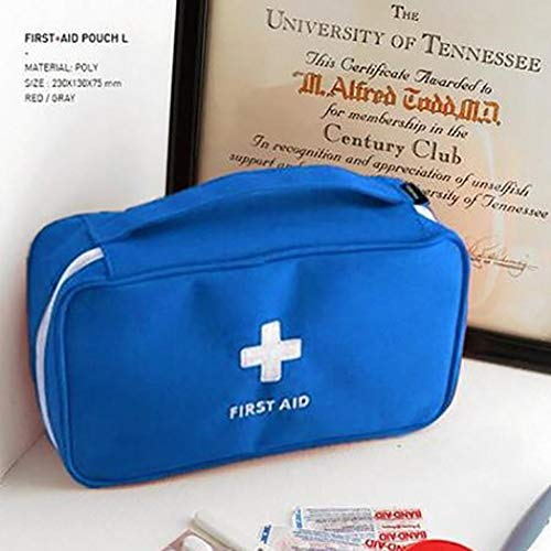 Bolsa de Primeros Auxilios Bolsa de Medicina Viaje a Casa Bolsa de Cuidados de Emergencia