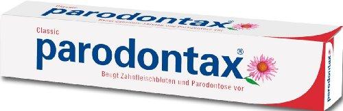 Parodontax 83941 Classic Zahncreme, 75 ml