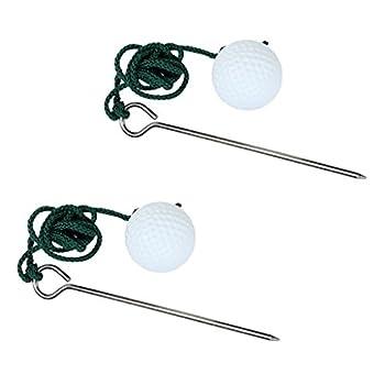 2x La Cuerda De Golf Pelota...