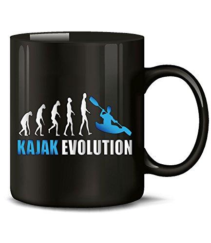 KAJAK EVOLUTION 619(Schwarz-Blau)