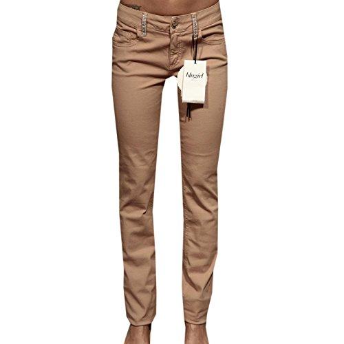 blugirl 80165 Pantaloni Cinque Tasche BLUMARINE Jeans Donna Trousers Women [44]