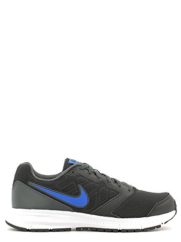 Nike Downshifter 6 Scarpe da ginnastica, Uomo Blu / Nero / Bianco (Black / Game Royal-Anthrct-White)