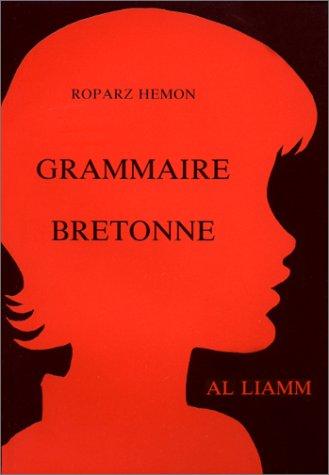 Grammaire bretonne par Roparz Hemon