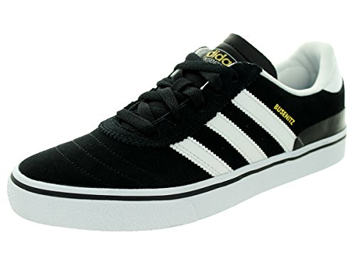 Adidas Skateboarding Busenitz Vulc 7 Black Black1/Runwht/Black1