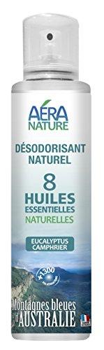 """Naturale Deodorante per stanza, Fragrante, deodorazione con 8Oli Essenziali """"australiano blu Montagna"""
