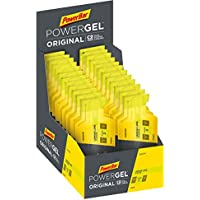 PowerBar PowerGel Original Lemon Lime 24x41g - High Carb Energy Gel + C2MAX Magnesio e Sodio