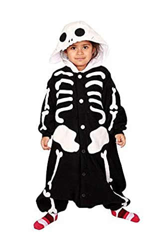 Sushi Costume Fille - Kigurumi Pyjama Squelette