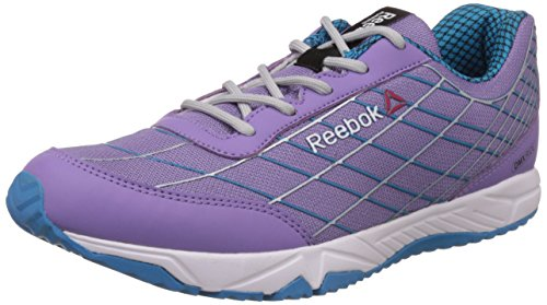 Reebok Women's Touch Sprint Purple, Blue, Silver and White Running Shoes – 5 UK 41JNOR ikWL