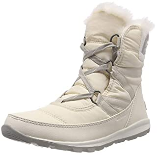 Sorel Women's Whitney Short Lace Snow Boots, Beige, (Fawn) , 6 UK(39 EU) (B0776FQRKD) | Amazon price tracker / tracking, Amazon price history charts, Amazon price watches, Amazon price drop alerts