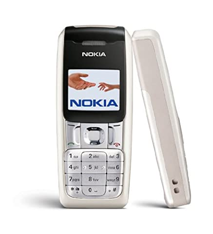 Handy Nokia 2310 weiss / silber T-Mobile ohne Simlock
