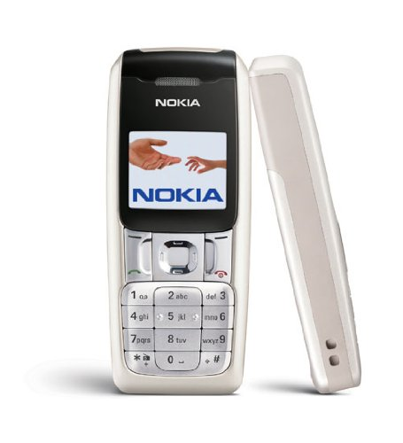 Handy Nokia 2310 weiss / silber T-Mobile ohne Simlock T-mobile Nokia