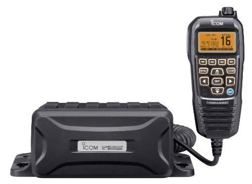 Icom VHF-Transceiver M400BB, DCS, Schwarz Icom-m400bb Black Box