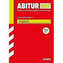Abiturprüfung Bayern - Englisch