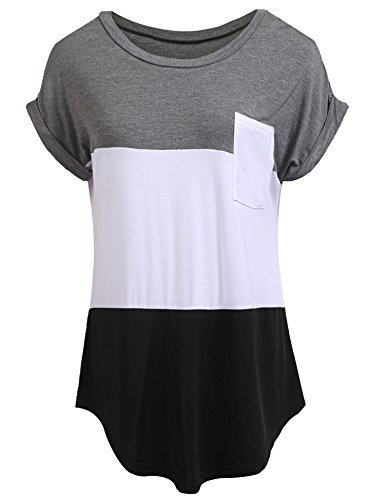 Maglietta lunga casual T-Shirt donna