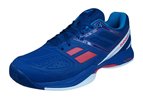 BABOLAT Pulsion BPM All Court Zapatilla de Tenis Caballero, Azul, 42.5