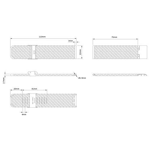 Geckota GTA-MLE-WFH1022U-IPG-22