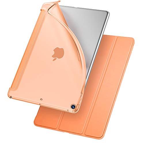 ESR Hülle kompatibel mit iPad Air 3 2019 10.5 Zoll - Ultra Dünnes Smart Case mit weiche TPU Backcover - Auto Schlaf-/Aufwachfunktion - Kratzfeste Schutzhülle für iPad 10.5