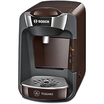 Bosch TAS3207 - Cafetera de cápsulas, 1300 W, 0.8 litros, color ...
