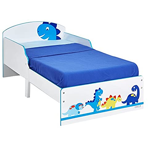 Dinosaur Kids Toddler Bed by
