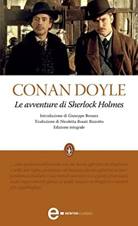 Le Avventure Di Sherlock Holmes (eNewton Classici) EBook: Sir ...