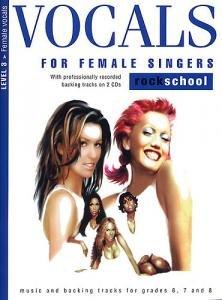 Rockschool weiblich Gesang–Buch/CD–Level 1
