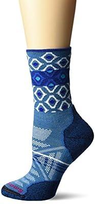 Smartwool Damen Phd Od Light Crew Pattern Socken von Smartwool bei Outdoor Shop
