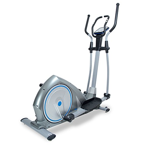 41JNXC9HafL. SS500  - Bodymax E60 Elliptical Cross Trainer