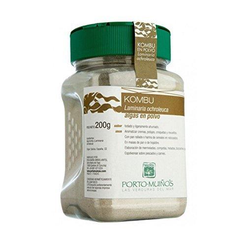 Kombu ( algue séchée , en poudre)