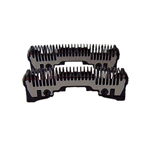 Xinvision 2Pcs Rasoir Le rasoir Lame Combo pour Panasonic ES-RT84/-LT72/-LT52/-ST25 ES9068C
