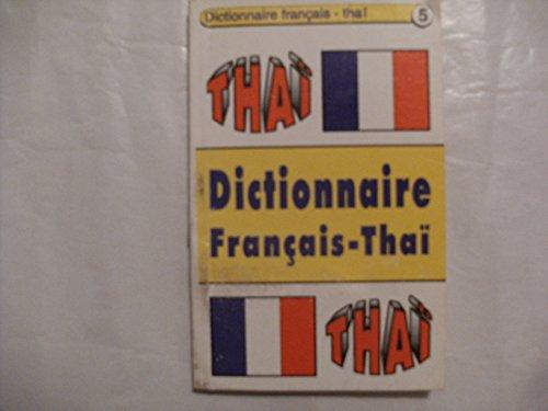 Dictionnaire français-thaï par Charles Degnaux
