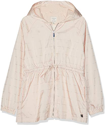 Carrément Beau Mädchen Coupe-Vent Regenjacke, Pink (Oeillet 45b), 4 Jahre (Herstellergröße: 04A) -