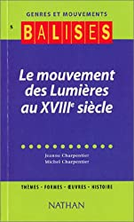 Le Mouvement des lumières au XVIIIe siècle
