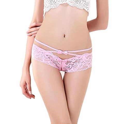 Sous-vêtements sexy femme, FeiTong Mode Sexy Culottes Briefs Bikini Culotte