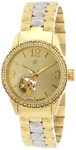 Carucci Watches CA2197GD - Orologio da polso donna, acciaio inox