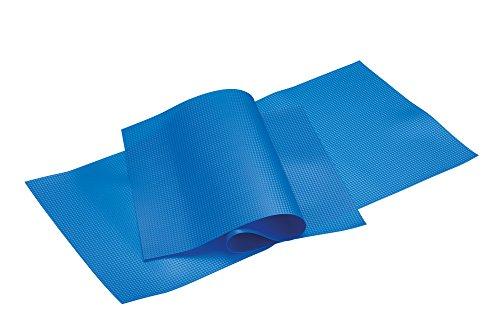 Kitchen Craft Flexible Frostschutzmatten für Gefrierschrank, 50,5 x 25 cm, Blau, 2 Stück
