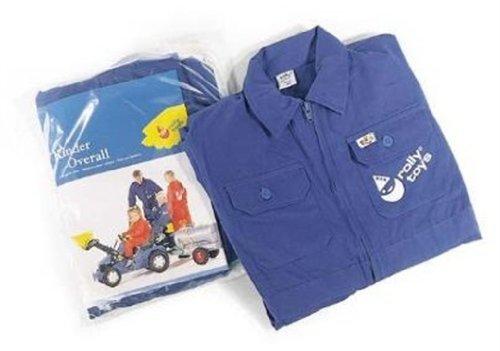 Farmer Kostüm Overall - 558223 - rolly toys - Farmers' Shop Overall blau, Gr. 140