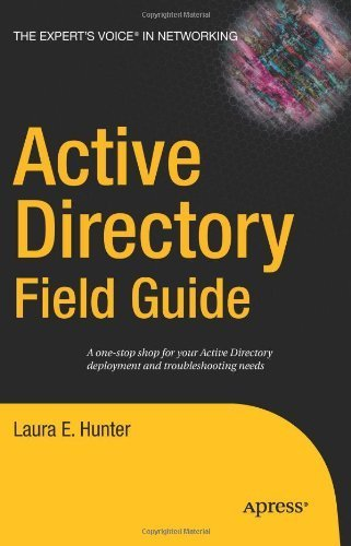 Active Directory Field Guide by Beau Hunter (2005-06-02)