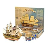 HMS Victory - Model Kit with Poster 1:225