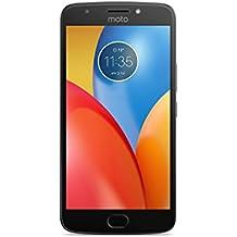 Motorola Moto E4 Plus Smartphone, Memoria Interna da 16 GB, Doppia Nano-SIM, Grigio