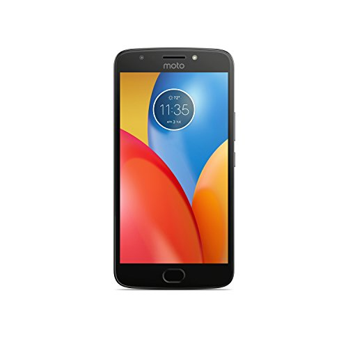 Lenovo Moto E 4 Plus - smartphones (12.7 cm (5'), 1280 x 720 pixels, Multi-touch, Capacitive, 1.3 GHz, MediaTek)