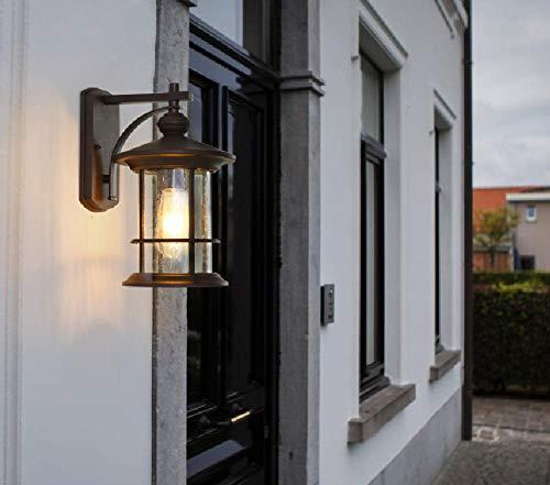 Kerosinlampe Retro Laterne Wandleuchte Wandleuchten Außenwandleuchte Außenbalkon Wasserdicht Gangwand Villa Dachschaufenster Türbeleuchtung